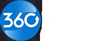 Logo 360 Brasil TI